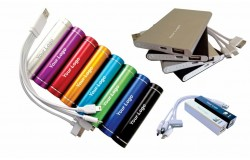 Slimline Branded Power Bank – 4000 mAh