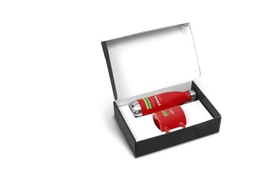 Omega One Gift Set -Red Only