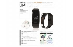 Orbit Smart Watch with Heart Rate Monitor and Activity Tracker - 1