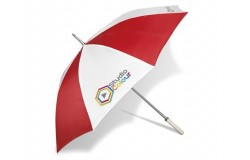 Duality Umbrella - Red Only - 1