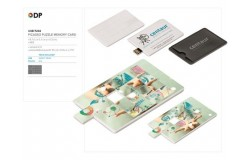 Picasso Puzzle Memory Card - 8GB - 1