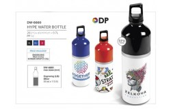 Hype Water Bottle - 700ml - 1