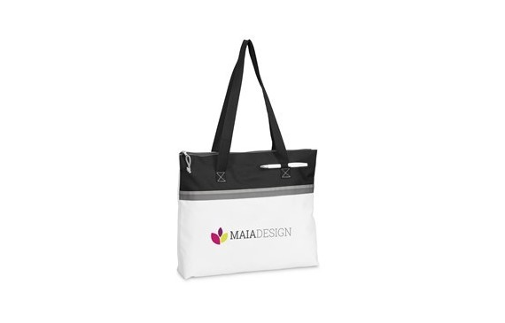 Symposium Conference Tote - Black Only - 1