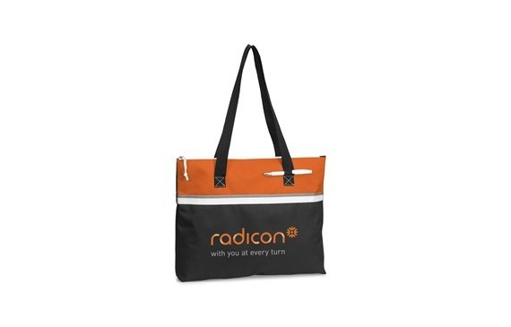 Pioneer Conference Tote-Orange Only