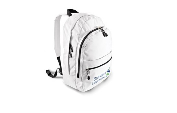 Sahara Backpack - Solid White Only