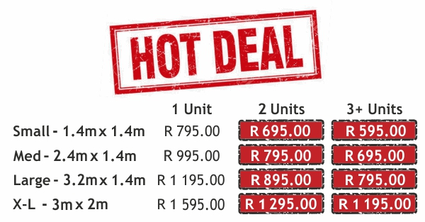 Branded tablecloth pricing